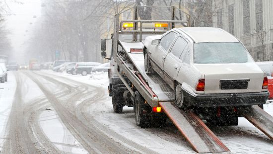 Winter Driving Tips from Your Local Towing Company in Langley